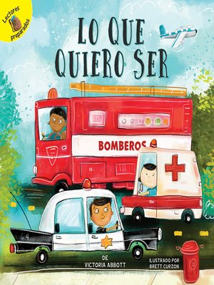 cover image of Lo que quiero ser (What I Want to Be)