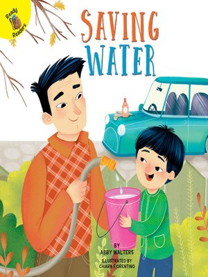 cover image of Saving Water