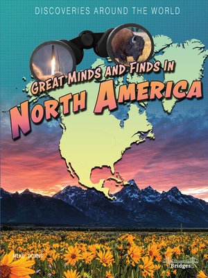cover image of Great Minds and Finds in North America