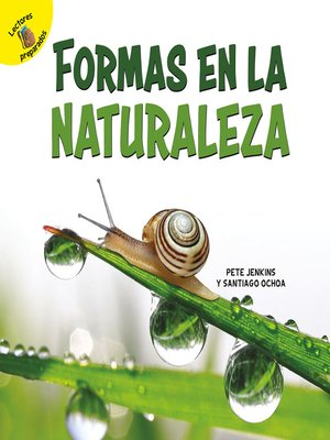 cover image of Formas en la naturaleza