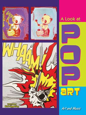 cover image of A Look At Pop Art