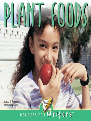 cover image of Plant Foods