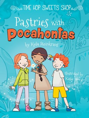 cover image of Pastries with Pocahontas