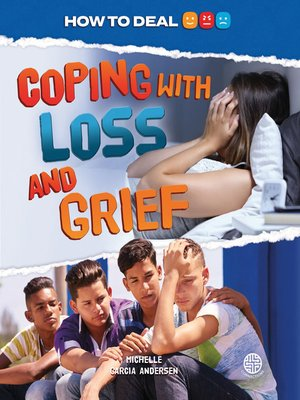 cover image of Coping with Loss and Grief