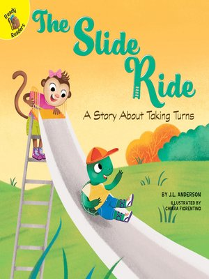 cover image of The Slide Ride