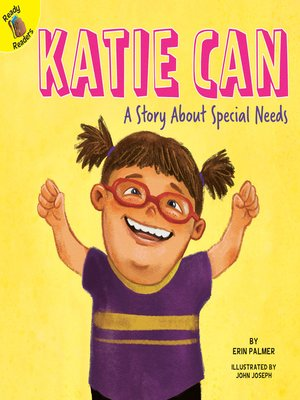 cover image of Katie Can