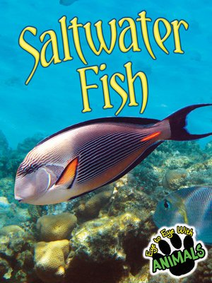 cover image of Saltwater Fish