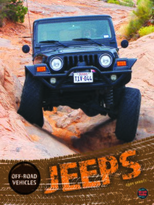 cover image of Jeeps