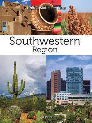 cover image of Southwestern Region
