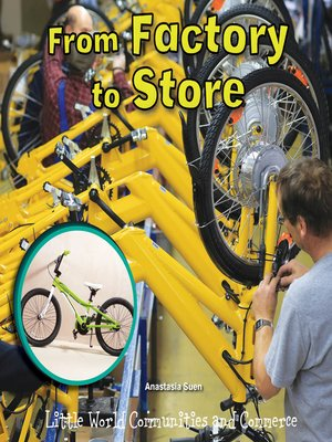cover image of From Factory to Store