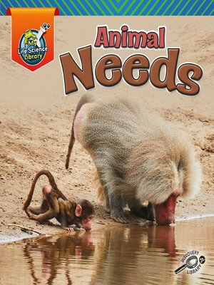 cover image of Animal Needs