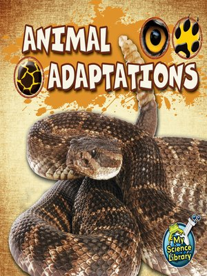 cover image of Animal Adaptations