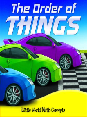 cover image of The Order of Things