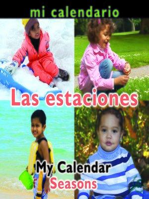 cover image of Mi calendario Las estaciones