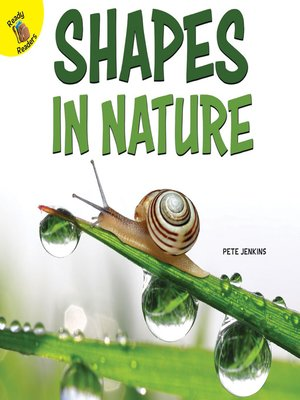 cover image of Shapes in Nature