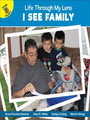 cover image of I See Family