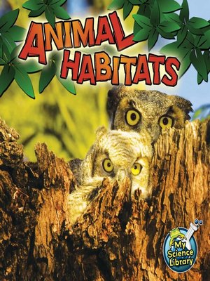 cover image of Animal Habitats