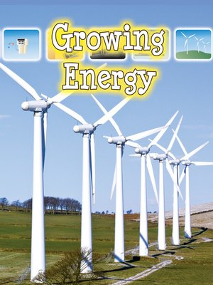 cover image of Growing Energy
