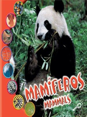 cover image of Mamiferos (Mammals)
