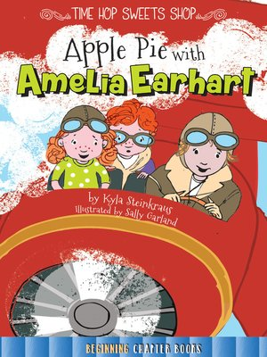 cover image of Apple Pie with Amelia Earhart