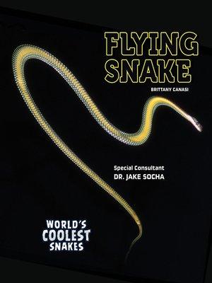 cover image of Flying Snake
