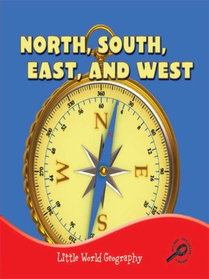 cover image of North, South, East, and West
