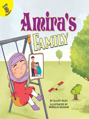 cover image of Amira's Family