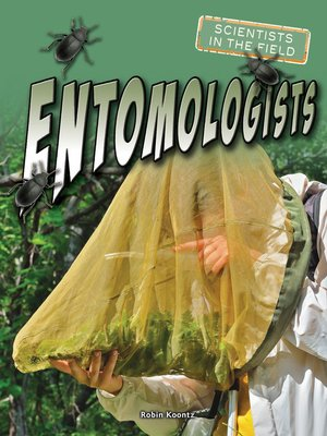 cover image of Entomologists