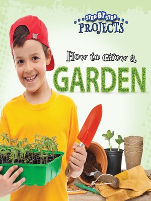 cover image of How to Grow a Garden