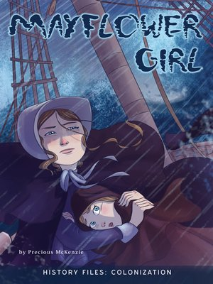 cover image of Mayflower Girl