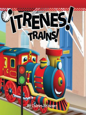 cover image of ¡Trenes! (Trains)