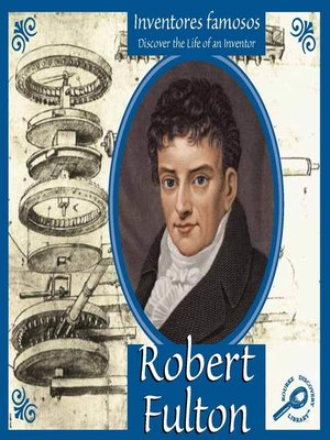 cover image of Robert Fulton (Spanish/English)