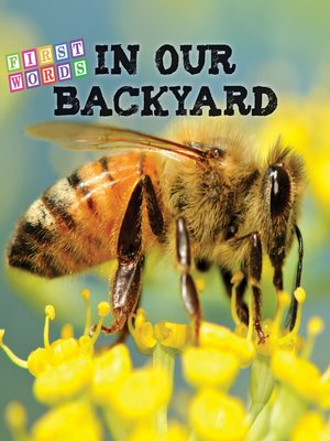 cover image of In Our Backyard