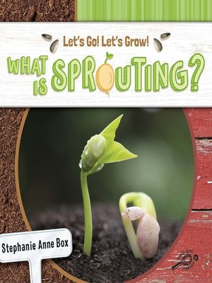 cover image of What Is Sprouting?