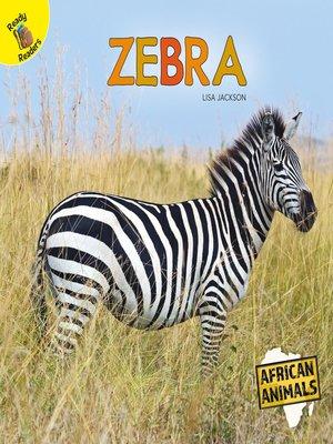 cover image of Zebra