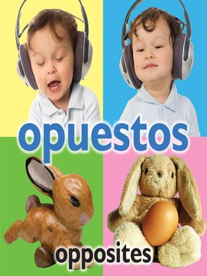 cover image of Opuestos (Opposites)