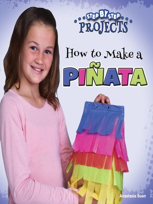cover image of How to Make a Piñata
