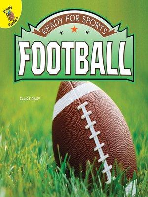 cover image of Football, Grades PK - 2