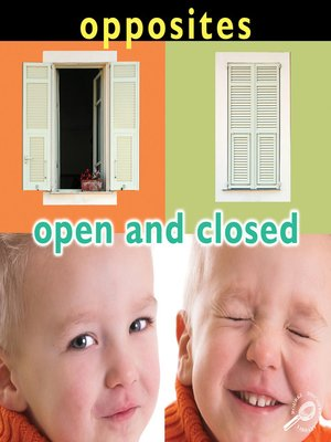 cover image of Open and Closed