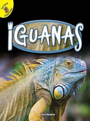 cover image of Iguanas (Iguanas)