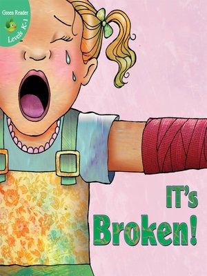 cover image of It's Broken!