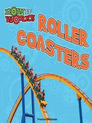cover image of Roller Coasters