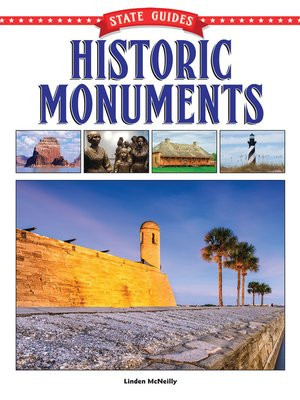 cover image of State Guides to Historic Monuments