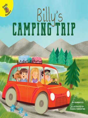 cover image of Billy's Camping Trip