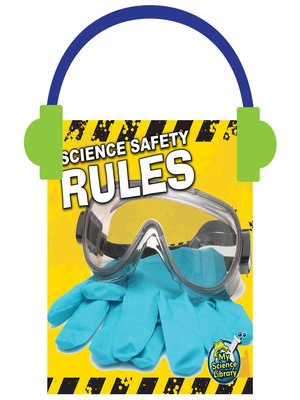 cover image of Science Safety Rules