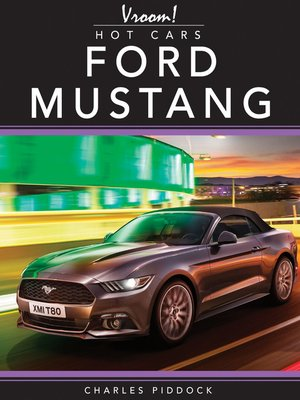 cover image of Ford Mustang