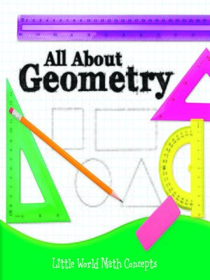 cover image of All About Geometry