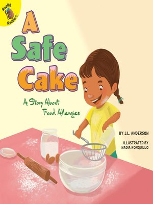 cover image of A Safe Cake