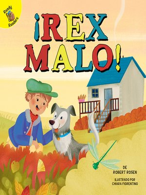 cover image of ¡Rex malo! (Bad Rex!)