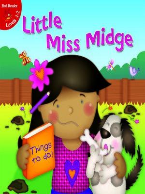 cover image of Little Miss Midge